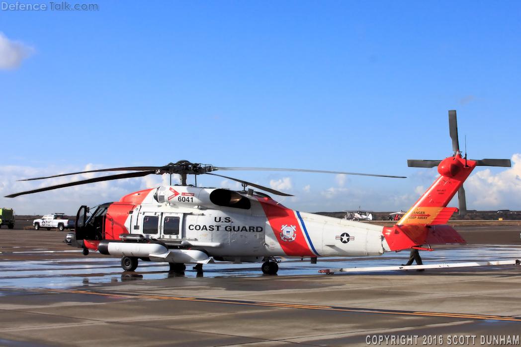 USCG HH-60 Jayhawk SAR Helicopter | DefenceTalk Forum