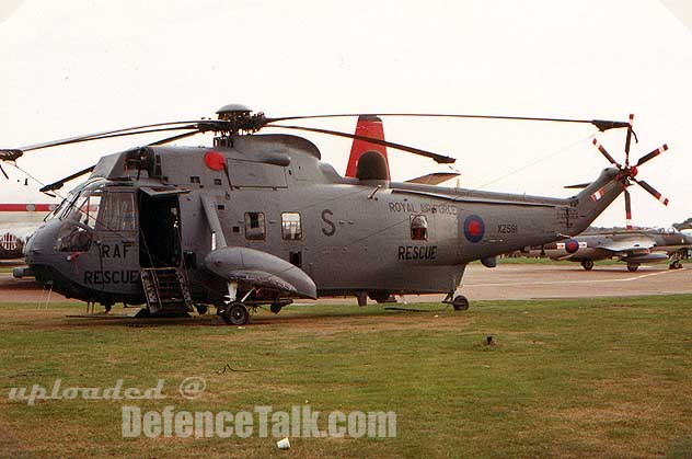 Westland Sea King HAR3 (RAF)