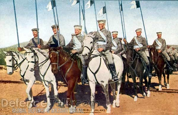 World War I Picture in color - The Great War!