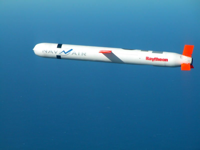 West to have 80,000 cruise missiles by...