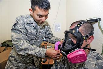 Military's Bioenvironmental Engineers Keep Base Buzzing