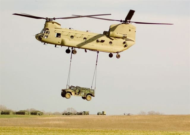 Precautionary Suspension of CH-47D Chi...