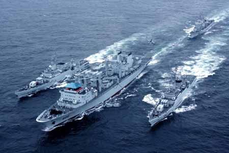 China prepared for escalation of Phili...
