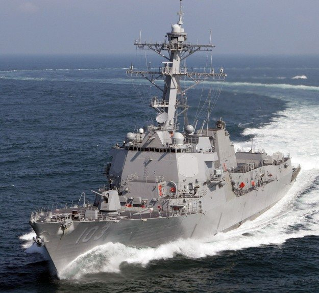 South Korea to Buy Aegis Combat System