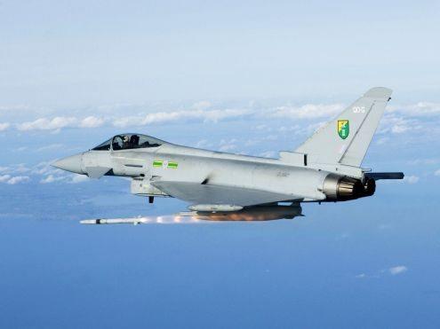 Eurofighter Typhoon to Display Agile M...