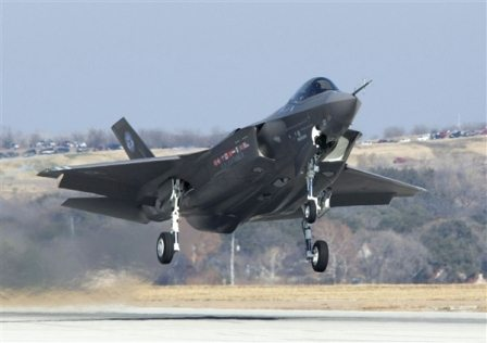 Japan selects F-35 as new fighter jet