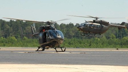 Light and Medium Utility Helicopters for Iraq