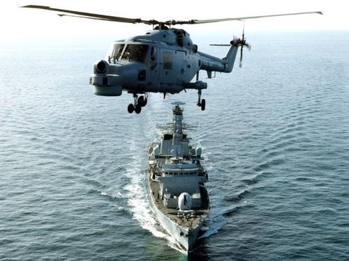 Brazilian Navy Signs Contract for Lynx Mk21A Upgrade