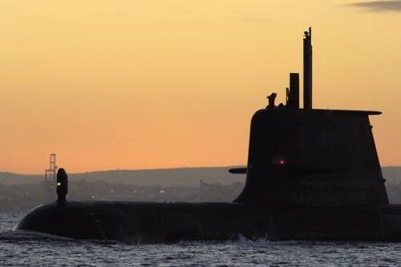 Australia yet to decide on submarine f...