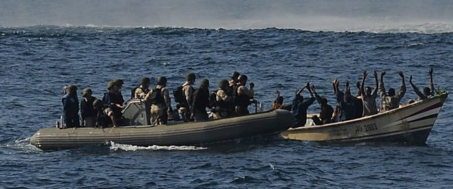 Somali pirates weakened but not defeated: EU commander