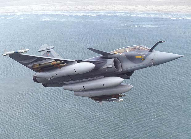Rafale Fighter Wins MMRCA Contract; In...