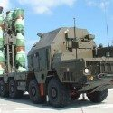 Russian s-300 air defense system