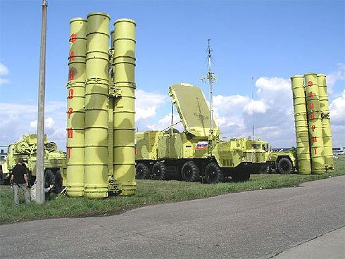 Advanced Russian Surface-to-Air Missiles for Belarus