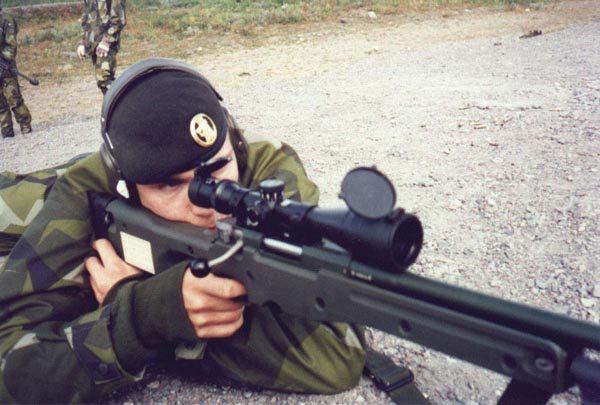 Swedish Armed Forces 2008