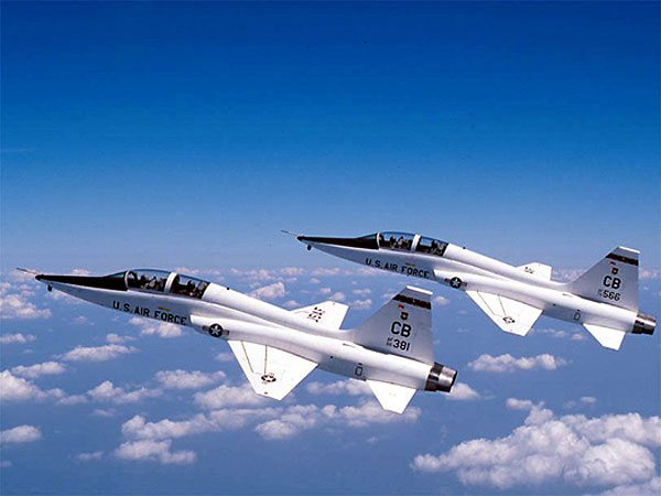 T-38 completes 50 years of service