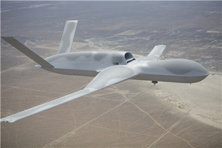 Air Force Leaders Roll Out UAS Flight Plan