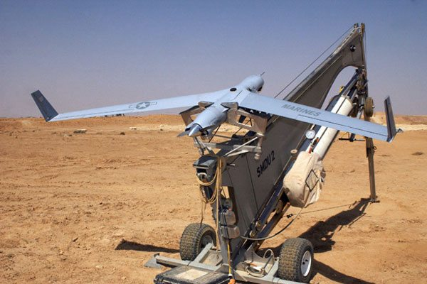 Niger: New Drone Base Highlights A Shi...