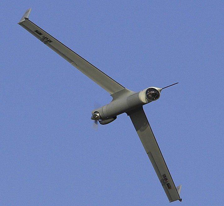 Royal Navy's New 'Eye In the Sky'