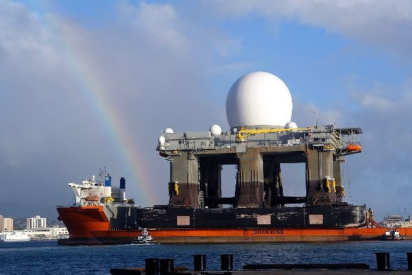 MDA to Modify Sea-Based X-Band Radar