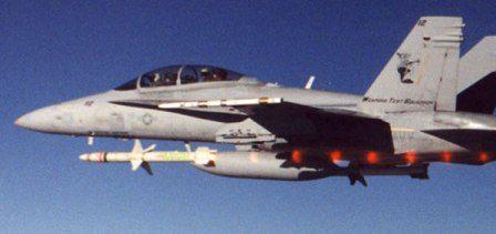 US Navy Begins AARGM Integration on Su...