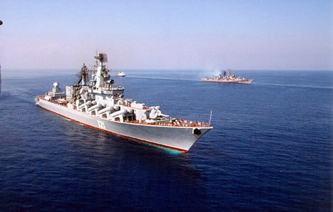 Russia plans to upgrade Black Sea Fleet with new warships