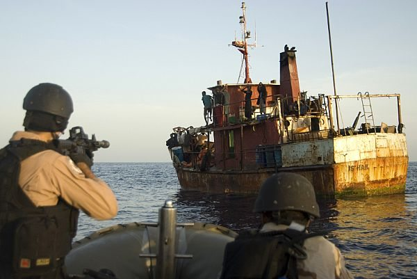 World piracy up, but more Somali attac...