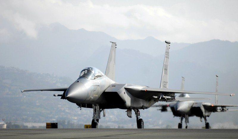 F-15 Sale to Saudi Arabia Part of Broa...
