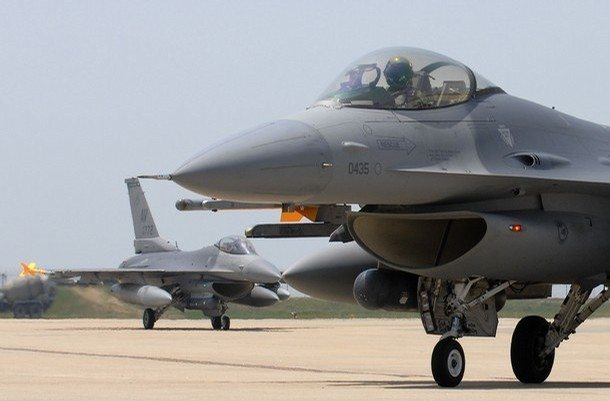 Upgrades for South Korean F-16 Block 32 Aircraft