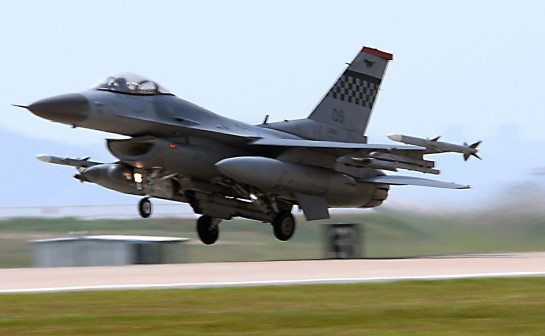 Taiwan: F-16A/B Fighter Aircraft Upgra...