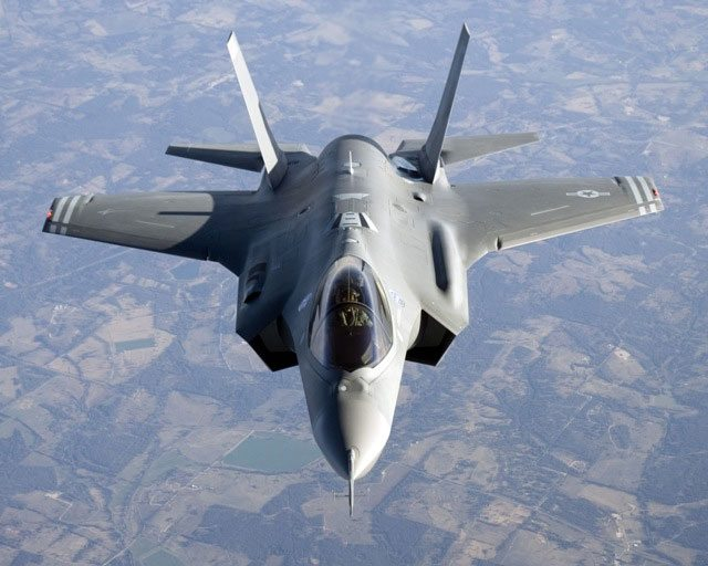 US Remains Committed to F-35 Program: ...