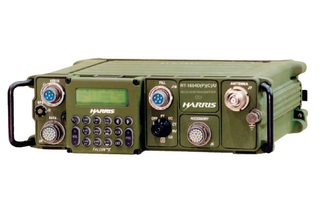 Falcon Tactical Radios for the Polish Army