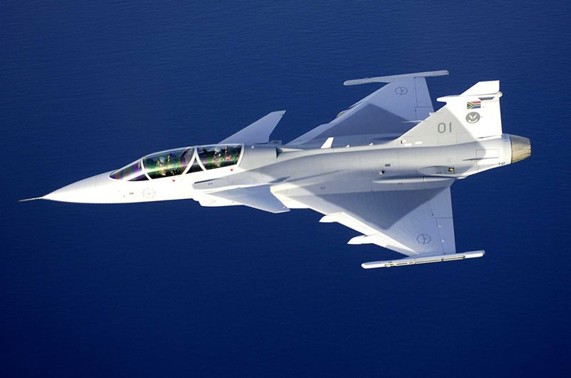 Sweden to Pay for New JAS Gripen Jets