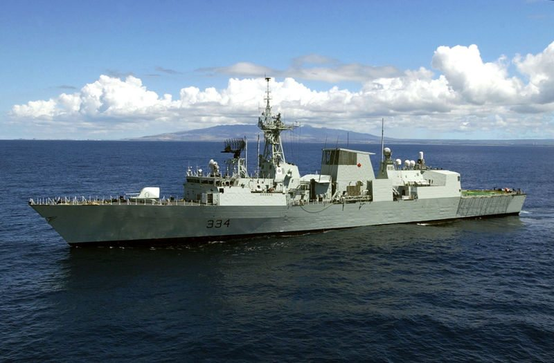 Canada's Halifax Class Combat Systems Passes Key Design Review