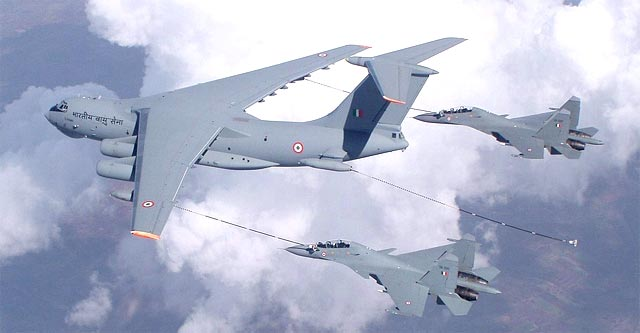 India Hopes to Put 272 Su-30MKI Fighte...