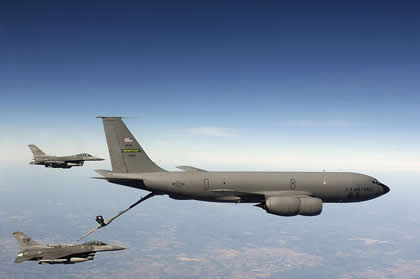 Manas KC-135s Complete Final Mission, ...