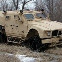 Oshkosh to Showcase M-ATV Tactical Ambulance