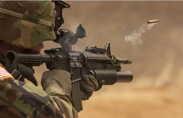 Upgrade kits for M4 Sniper Rifle come in 2011