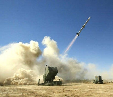 NASAMS Live-Fire exercise a success