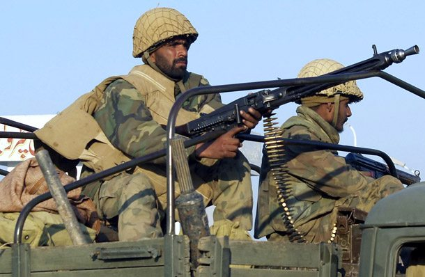 Pakistan orders military to eliminate extremists
