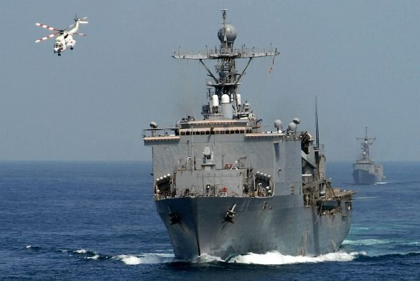 US Naval Supremacy Permits Navy Budget Shifts