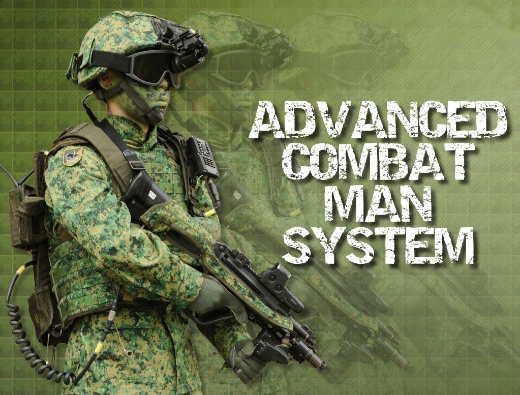 Advanced Combat Man System for the Singapore Armed Forces