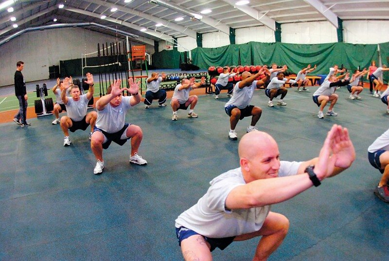 Army to test new fitness program in Eu...