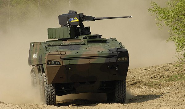 Swedish Defence Forces Procure Armoured Wheeled Vehicles