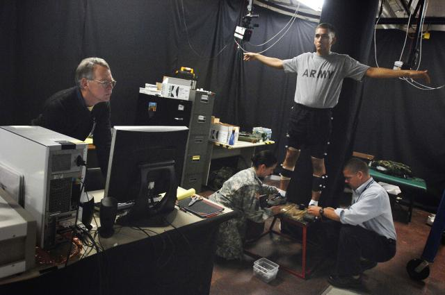 Army lab works to improve Soldier health, performance