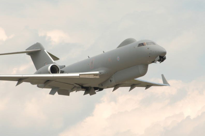 RAF's Sentinel relocates to Italy