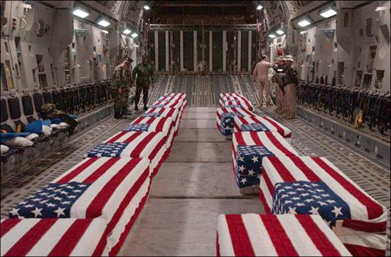 Congress restores US military death be...