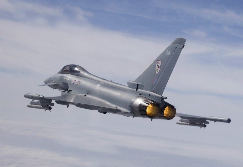 First Operational NATO Assessment of a Eurofighter Wing