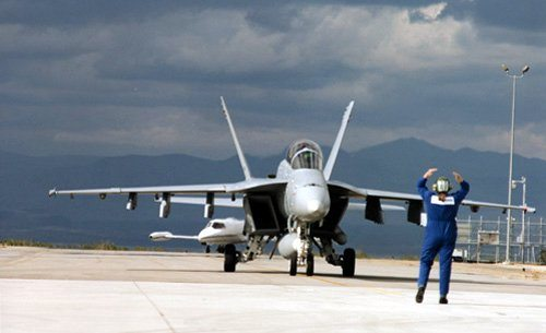 Boeing Delivers 3rd Australian F/A-18F Super Hornet