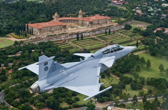 Saab Delivers the Perfect Match to Brazil