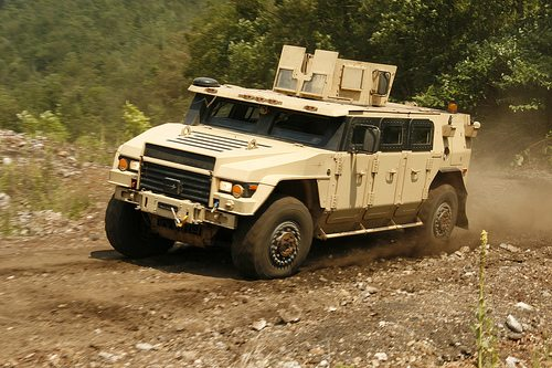 Australian Joint Light Tactical Vehicle Prototypes Delivered
